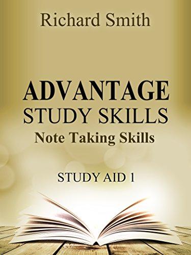 ADVANTAGE STUDY SKILLS: STUDY AID 1 (NOTE TAKING SKILLS)
