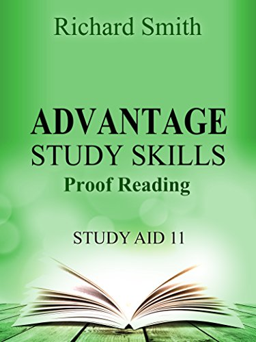 ADVANTAGE STUDY SKILLS: STUDY AID 11 (PROOF READING)