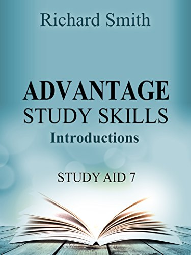 ADVANTAGE STUDY SKILLS: STUDY AID 7 (INTRODUCTIONS)