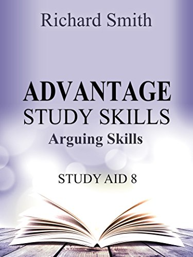 ADVANTAGE STUDY SKILLS: STUDY AID 8 (ARGUING SKILLS)